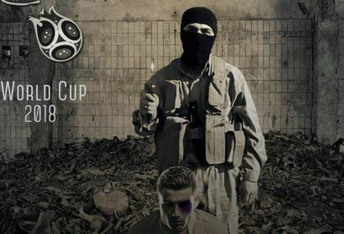 """تنظيم """"داعش"""" يُهدد كريستيانو رونالدو ويتوعده بعبارة """"انتظر فنحن ننتظر""""!"""