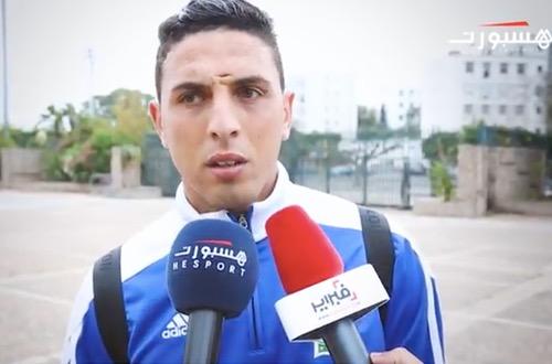لاعبو الرجاء وحصيلة الموسم