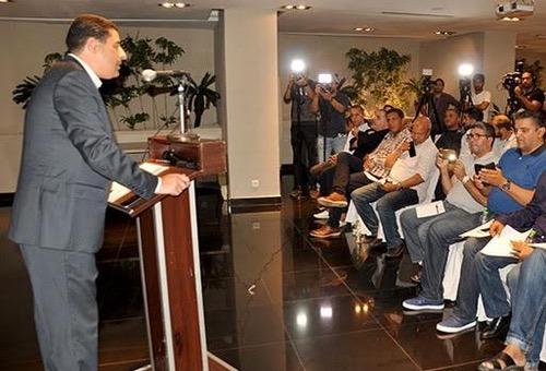 الأمين لهسبورت: اكْتمال نِصاب الثلثين ضرُوري لعقد جمعِ عَام في 21 دجنبر وإقالة الرئيس الحالي