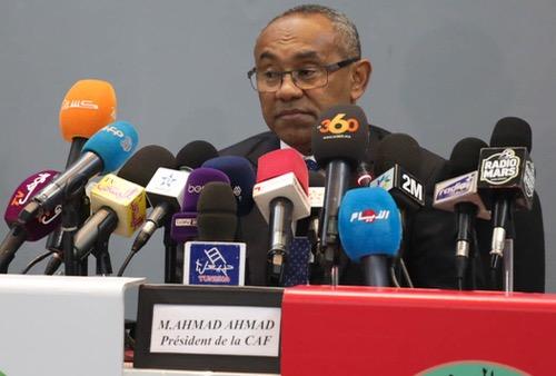 """رئيس """"الكاف"""": سنكون شريكا أساسيا للمغرب.. وأدْعَم لقجع كثيراً"""