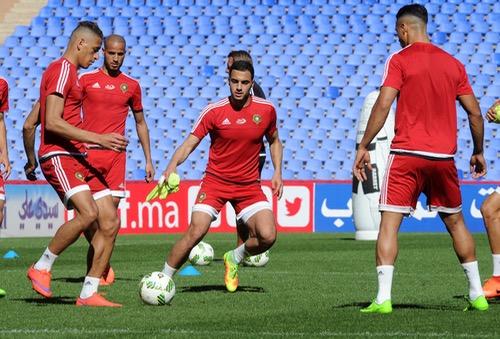 أمرابط ضمن أوسم لاعبي كأس العالم