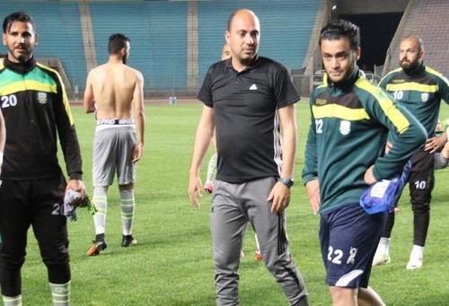 ايقاف مباراة فاصلة في الدوري التونسي بعد انسحاب فريق قوافل قفصة احتجاجا على التحكيم