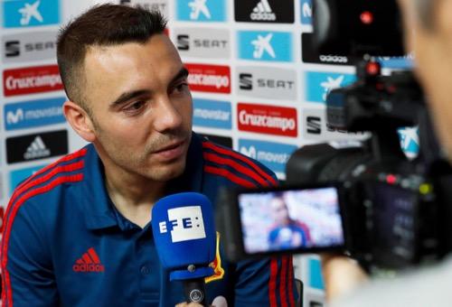 أسباس: سأقول لإبني بكل فخر إن والدك سجل هدفا في المونديال في شباك المغرب