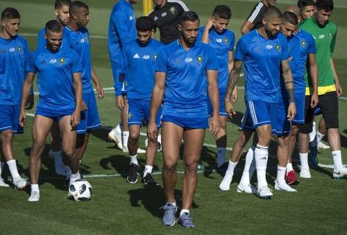 المنتخب يتدرب بفورونيج بعد ليلة الإخفاق.. والحزن يسيطر على اللاعبين قبل مواجهة البرتغال