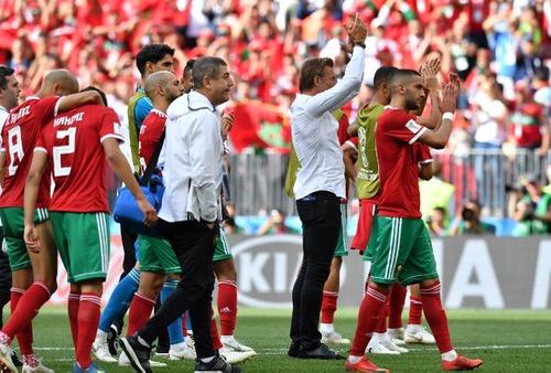 رونار: الشعب المغربي سَيكون فخورًا بمُنتخبه.. واللاعِبون كانوا رجالا في المَلعب