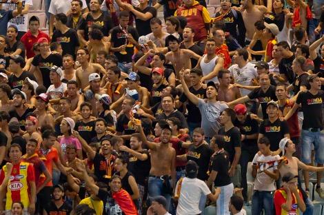 """""""المُوفمون"""" التونسي يستغلّ منع الأولتراس المغربي للانتفاض ضدّ """"القَمع"""""""