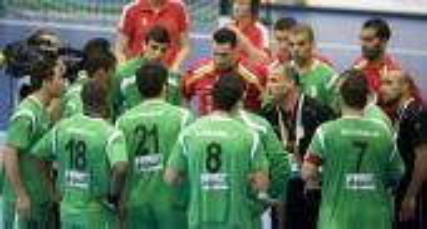 الجزائر تواجه نيجيريا فى البطولة الأفريقية لليد