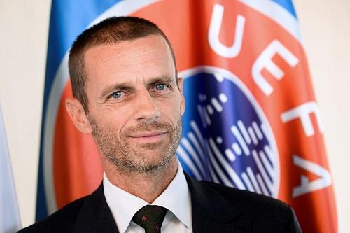 تشيفرين: أتمنى حضور الجماهير في البطولات الأوروبية ولكن القرار ليس بيدنا