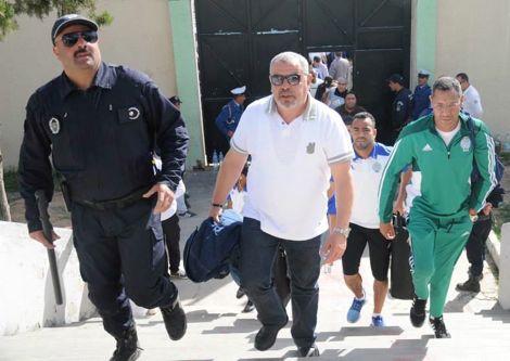 الرجاء يشكو الجزائر للـ CAF