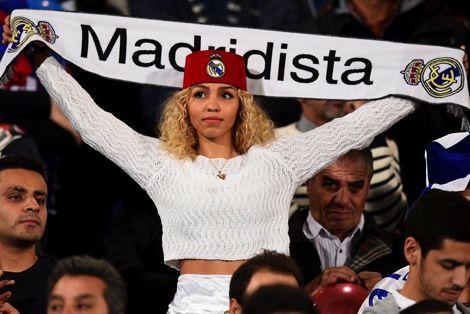 """عندما تفوق عشق جماهير سان لورينزو على """"بُخل"""" جماهير ريال مدريد"""
