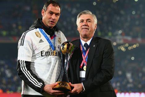 أنشيلوتي: إنجاز عظيم أن نتوج بكأس العالم للأندية على أرض المغرب