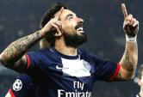 الـ PSG يطلب 20 مليون يورو مقابل لافيتزي