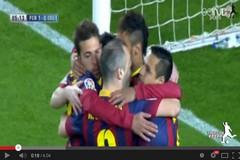 فوز برشلونة على سيلتا فيغو