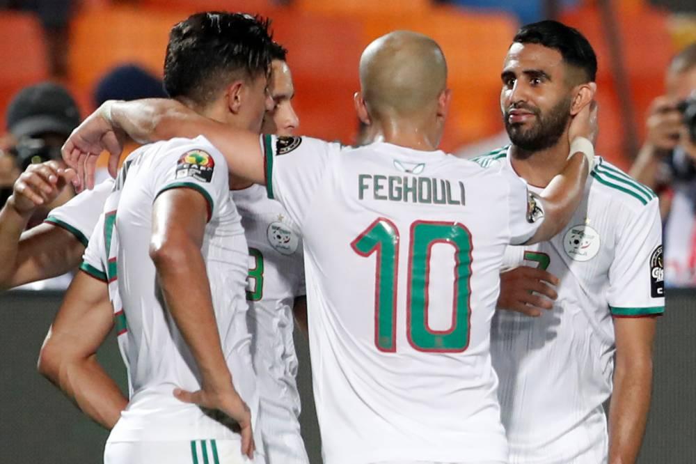 جمال بلماضي: سنقاتل لإسعاد الشعب الجزائري في نهائي كأس إفريقيا
