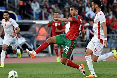 """إقبال ضعيف على تذاكر ودية المغرب وتونس وهاجس الفوز يخيم على أجواء """"الديربي"""""""