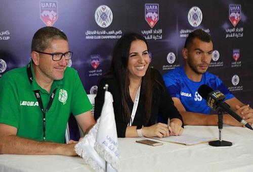 غاريدو: الظروف لم تكن لصالحنا في لبنان رغم الفوز.. ومدرب زغرتا: فخور بأداء الفريق