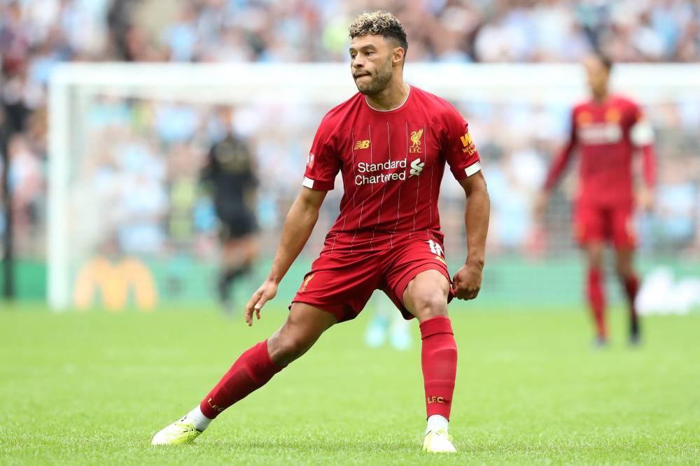 شامبرلين يمدد عقده مع ليفربول حتى 2023
