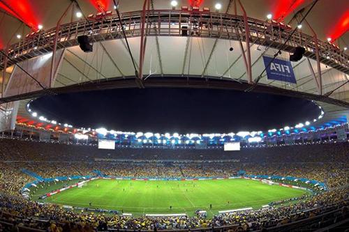 ملعب ماراكانا التاريخي يحتضن نهائي كوبا أمريكا