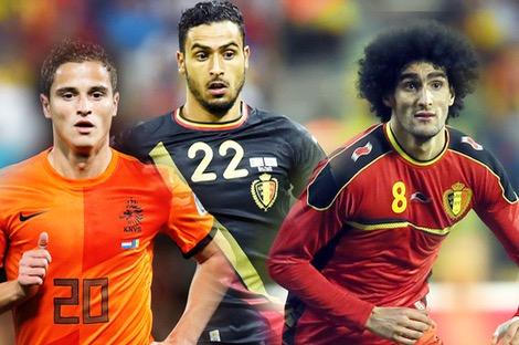 """فرانس فوتبول: هؤلاءِ مُحترفون مغاربة رفضُوا قميصِ   """"أسُود الأطلس"""""""