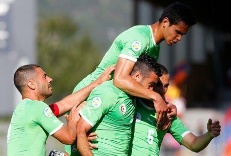 منتخب الجزائر يتغلب على مالاوي في تصفيات الـCAN