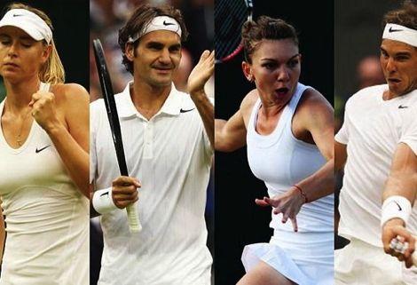 لماذا يرتدي لاعبو التنس الملابس البيضاء في بطولة ويمبلدون؟