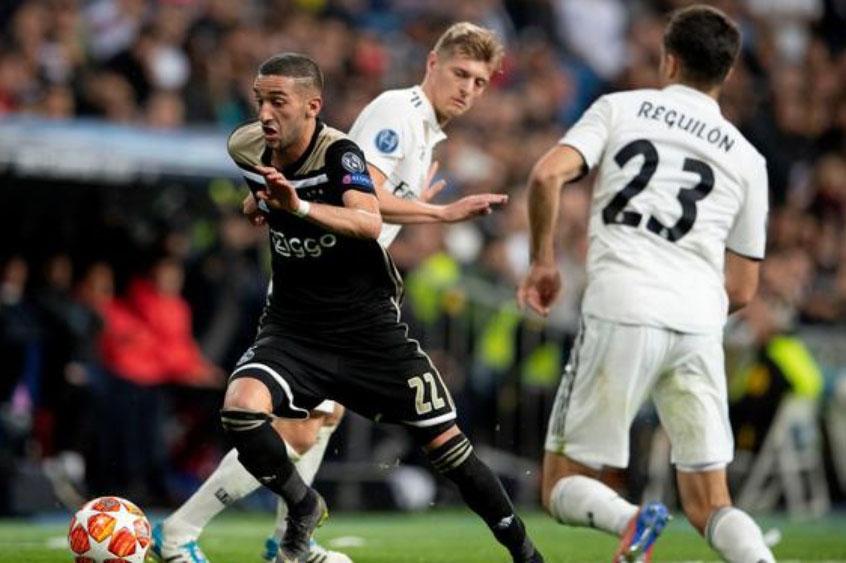 ريال مدريد يتحرك مرة أخرى للتعاقد مع حكيم زياش شتاء