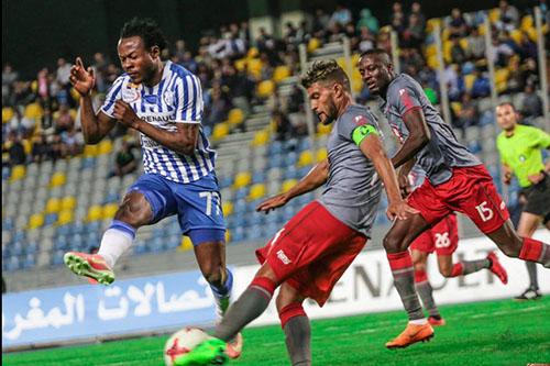 أولمبيك آسفي والأزمة المادية.. أي فريق للمشاركة الإفريقية؟