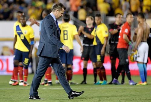 إكوادور تفرض تعادلا سلبيا على البرازيل وتمنح صدارة المجموعة لبيرو