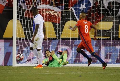 3 أهداف معدل المباراة الواحدة في الدور الأول لكوبا أمريكا المئوية