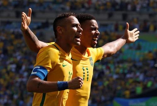مدرب منتخب البرازيل: نيمار بدأ يستعيد مستواه وتتبقى خطوة على حلم الذهبية