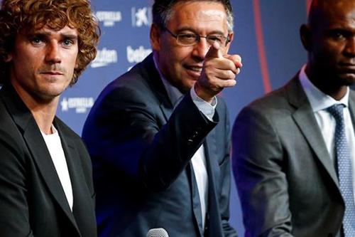 بارتوميو حول بيان أتلتيكو مدريد: يفتقر إلى الأدلة