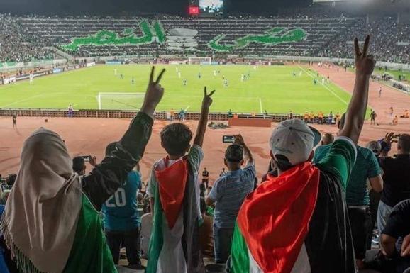 """نادي هلال القدس يطلق حملة """"رد الجميل"""" للرجاء وجمهوره"""