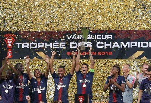الـPSG يحرز كأس الأبطال السادسة على التوالي بفوز سهل على موناكو في الصين