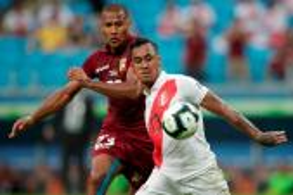 التعادل السلبي بنهي مواجهة بيرو وفينزويلا