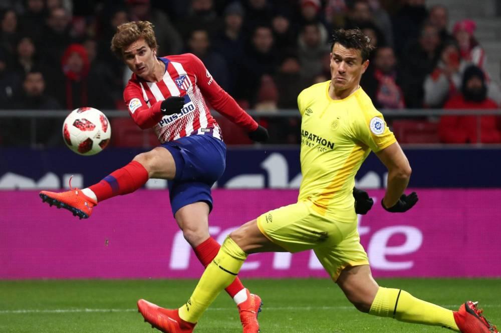 خمسة أسباب لإقصاء أتلتيكو مدريد من كأس الملك
