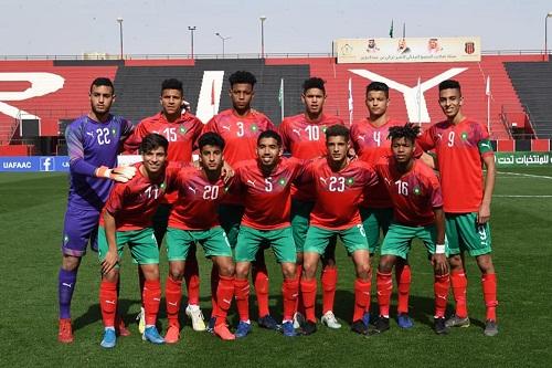 المنتخب المغربي لأقل من 20 سنة يهزم البحرين برباعية في كأس العرب