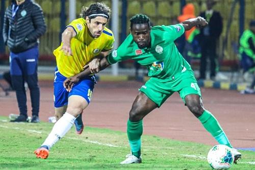الرجاء ينهزم بهدف أمام الإسماعيلي في ذهاب نصف نهائي كأس محمد السادس