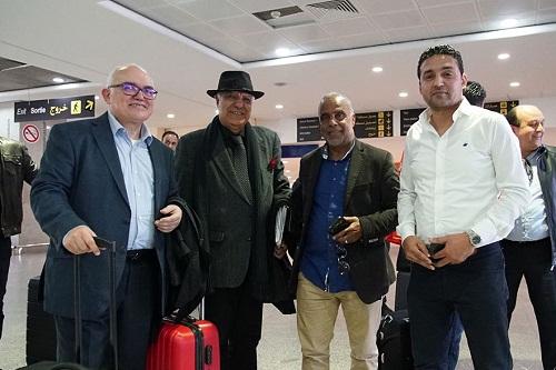 إدارة الوداد تستقبل وفد النجم الرياضي التونسي