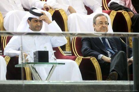 فرانس فوتبول: رئيس برشلونة والريال متورطان في فضيحة قطر