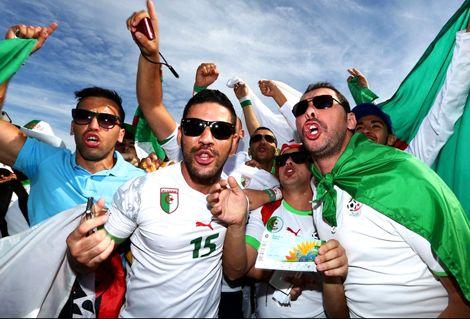ثاني حالة وفاة في الجزائر بعد هزيمة المنتخب أمام بلجيكا
