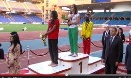 غزلان سيبا تهدي المغرب أول ميدالية ذهبية