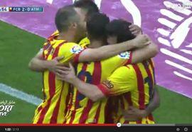 أهداف برشلونة على بيلباو
