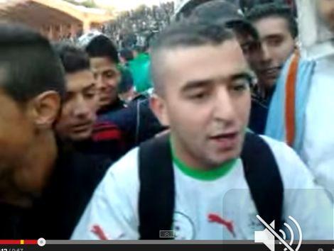 جزائري وجمهور الرجاء