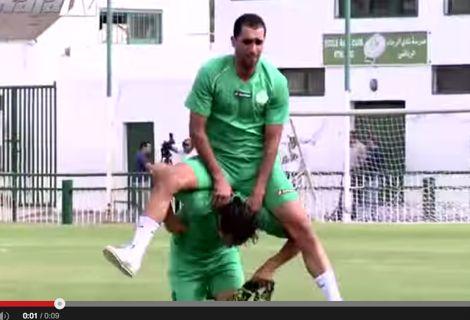 مُزاح حمزة بورزوق