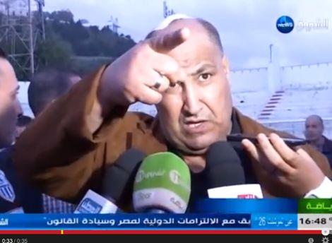 حمّار مهدد بالإيقاف 3 أشهر