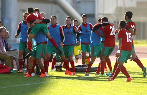الأولمبي يحقق فوزا صغيرا على تونس في إقصائيات الكَان لأقل من 23 سنة