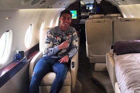 الصحافة البلجيكية: مدريد يمنع كريستيانو من زيارة المغرب!