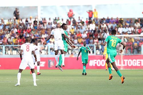 """غينيا تُعيد """"أشبال"""" السلامي للواجهة بعد هزمِ السنغال"""