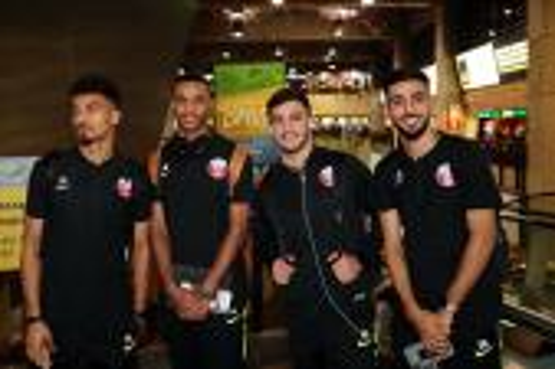 المنتخب القطري يصل ساو باولو لمواجهة كولومبيا