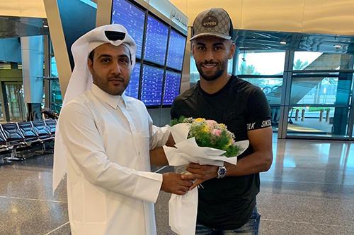 """رسميا.. برحمة ينتقِل إلى قطر بعد 6 سنوات مع قلعة """"العساكر"""""""